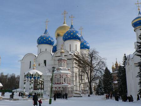 Lavra Sf. Treime - Moscova